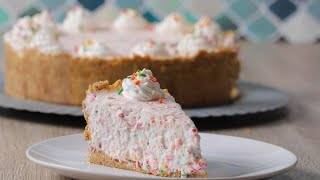 How To Make The Best No-Bake Funfetti Cheesecake