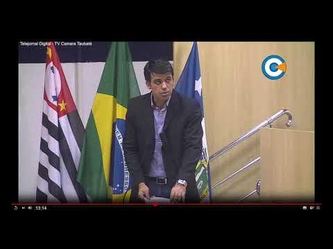 Webcamara - Telejornal Digital da TV Câmara Taubaté - 6/10/2017