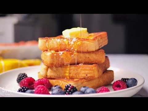 Classic French Toast For Breakfast (Only In 10 Minutes)