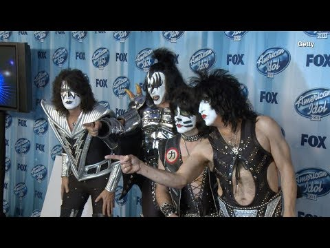 Dana McKenzie - Kiss to Play Show for Sharks Today Without Paul Stanley