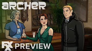 Archer | Season 9 Ep. 4: A Warrior in Costume Preview | FXX