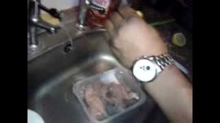 Cleaning Chicken With Lime Or Lemon Mmtv