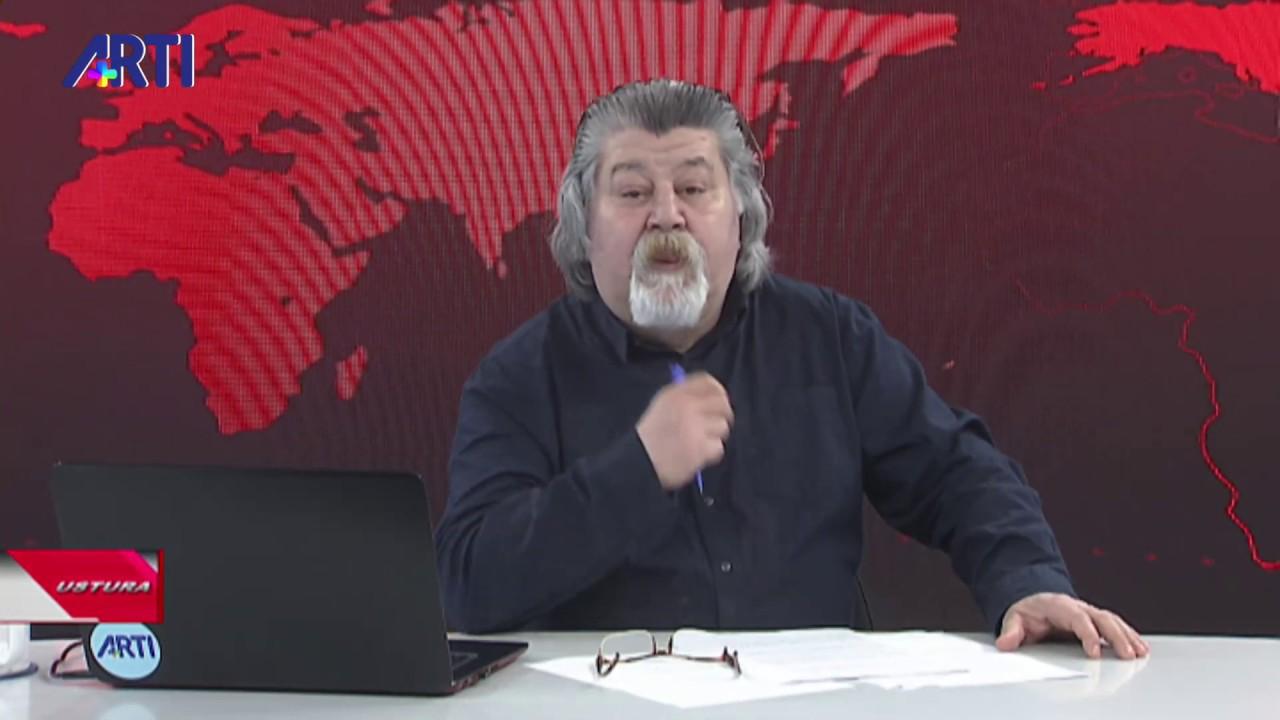 Ustura-Ahmet Nesin-Konuk Onur Hamzaoğlu 'Corona Virüs' 15 Mart 2020