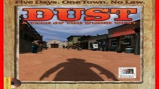 Dust - A Tale of the Wired West 1995 PC
