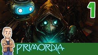 Primordia Playthrough Part 1 - Thief - Let