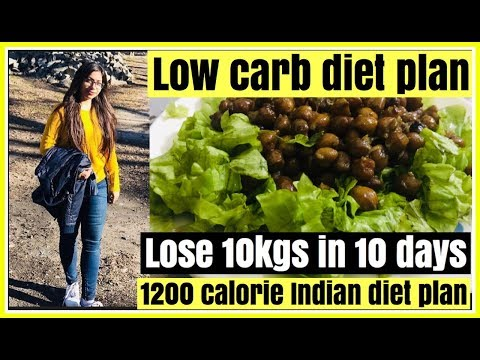 LOW CARB DIET PLAN FOR WEIGHT LOSS   LOSE 10 KGS FAST DIET PLAN   Khan Fitness