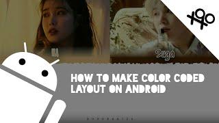 Baixar HOW TO MAKE Color Coded Lyrics [Zaty Farhani ver.] on Android | xoxoxantzu