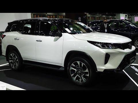 2021 Toyota Fortuner Facelift 2.8 4X4 Legender / In-Depth Walkaround Exterior & Interior