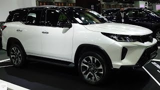 2021 Toyota Fortuner Facelift 2.8 4X4 Legender / In-Depth Walkaround Exterior & Interior