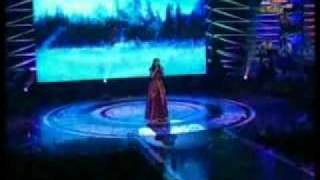 Shakthi TV Junior Super Star Round 4 Elimination Round Song Gloria Anne Divya 11-09-2011