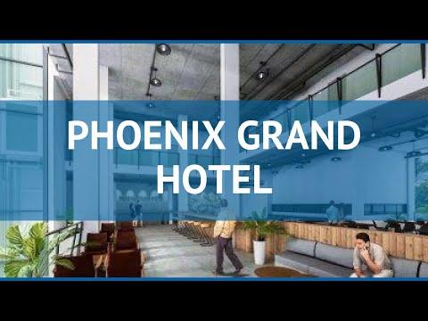 PHOENIX GRAND HOTEL 3* Таиланд Пхукет обзор – отель ФЕНИКС ГРАНД ХОТЕЛ 3* Пхукет видео обзор