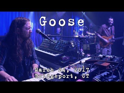 Goose: 2017-03-24 - The Acoustic; Bridgeport, CT [4K]
