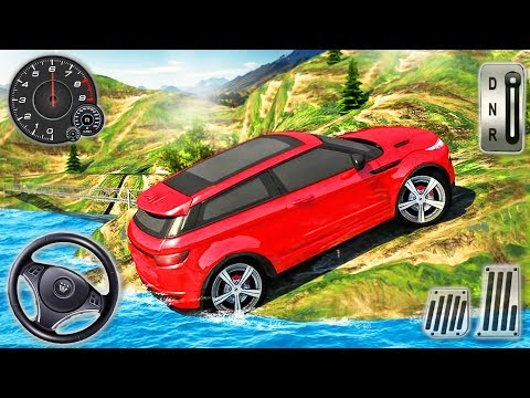 Real 4x4 SUV Driving Simulator - Offroad Prado Car Driver - Android GamePlay