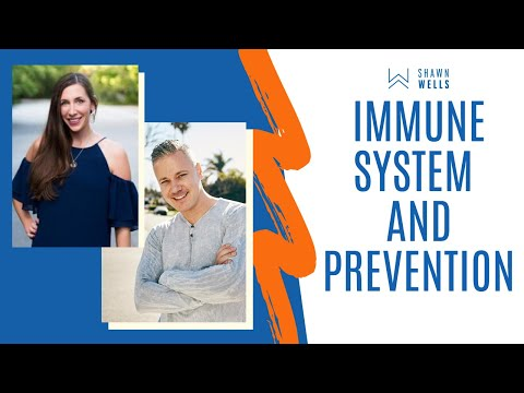 Immune system and Prevention by Ali Miller Rd and Shawn Wells