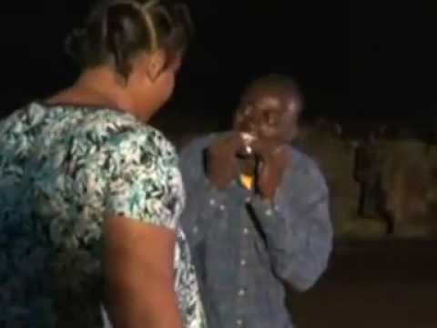 Kojo Nkansah(liwin) funny video...............