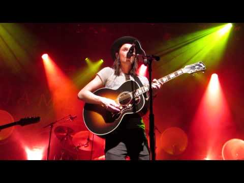 James Bay- Need the Sun to Break Live @ Irving Plaza