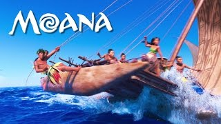 """MOANA song """"We Know The Way"""""""