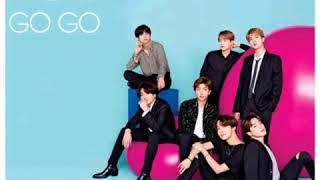 BTS Lirik lagu Go Go