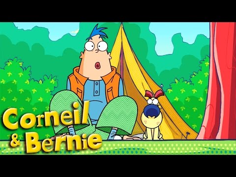 Watch my chops | Corneil & Bernie - Why do you love me S02E32 - Cartoon HD