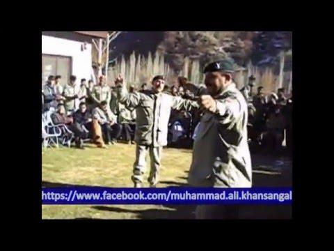 Chitral scout jawan super hit dance