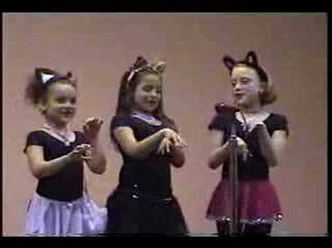 The Siamese Cat Song Skit