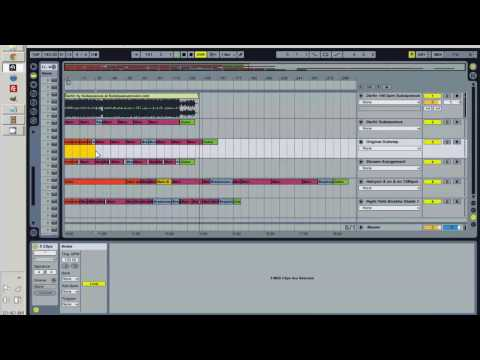 Song Structure in Electronic Music and Dubstep - Subaqueous Music