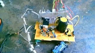 mạch công suất 100w phiên bản v2