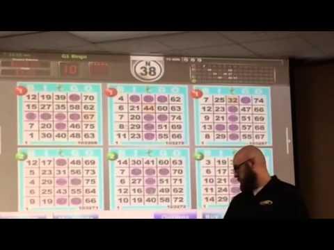 Bingo card minders