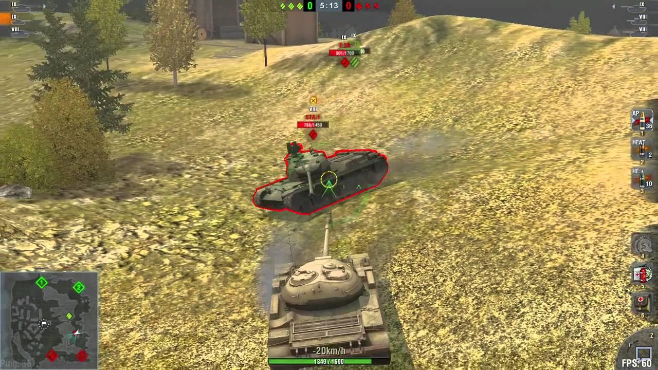 world of tanks blitz pc gameplay