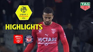 Nîmes Olympique - Toulouse FC ( 0-1 ) - Highlights - (NIMES - TFC) / 2018-19