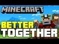 Dan Lags - My Complete Review of Minecraft Better Together Update! (Xbox One)