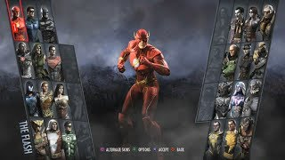 Injustice: Gods Among Us Arcade #1- The Flash