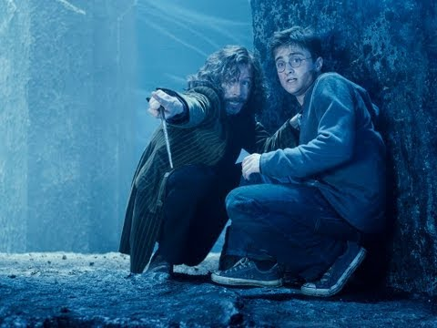 Harry Potter - Sirius Black - 'Get Away From My Godson'