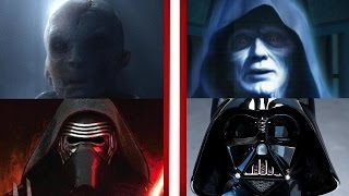 Are Snoke and Kylo Ren Sith or Something More?