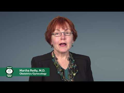 Oregon Medical Group: Dr. Reilly