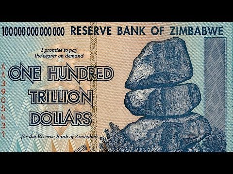 Hyper Inflation and Printing More Worthless Dollars
