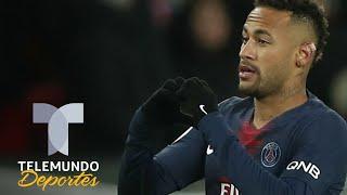 Acusan a Neymar de consumir drogas y así respondió | Telemundo Deportes