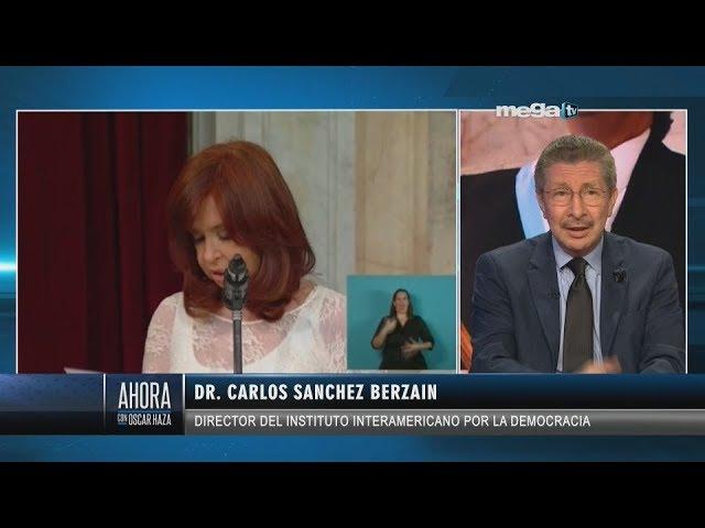 Nuevo presidente argentino alineado con el crimen organizado