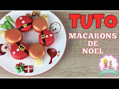 •-❅-•-recette-macarons-rapide-avec-decoration-de-noel-•-❅-•