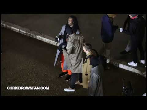 """VIDEO: Chris Brown Shoots """"Back To Love"""" In Paris Mp3"""
