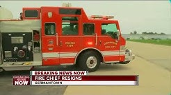 Germantown fire chief mysteriously resigns after being placed on leave