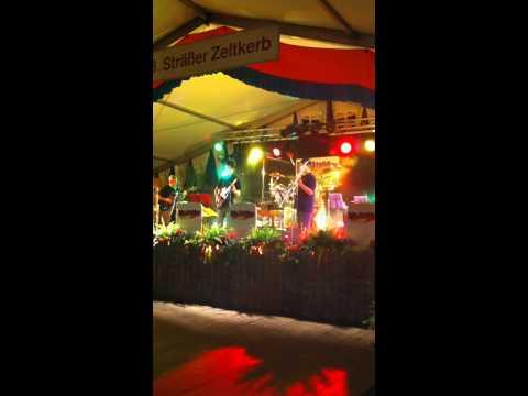 Die Herb-Band rockt die alte Schule (Kerb 2010)