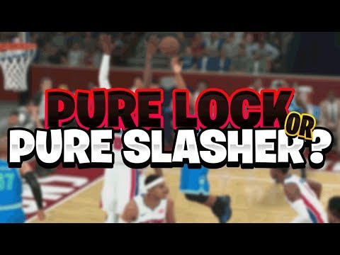 PURE LOCK OR PURE SLASHER?! | NBA 2K19 BEST BUILD ALERT