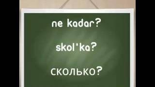 Rusça Sorular