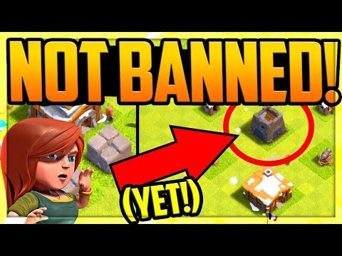 TOWN HALL 1 W/Clan Castle! Clash Of Clans Strange But TRUE - MUST SEE!