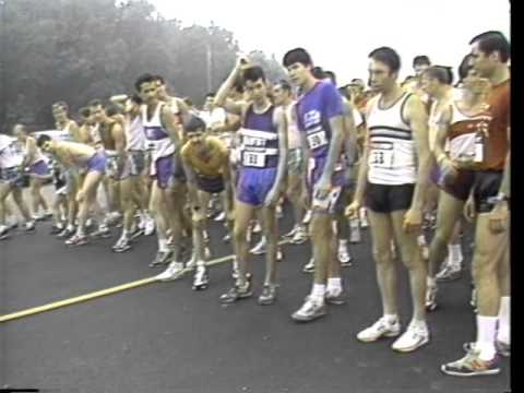Elks Rainbow Celebrity Road Race , Quincy,Mass   July 11, 1987   60 min