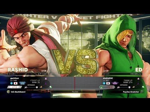 Gachikun (Rashid) vs melonsoda3 (Cody):ガチくん(ラシード)vs melonsoda3(コーディ)