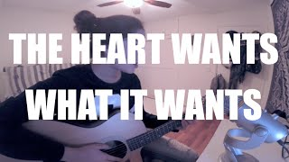 The Heart Wants What It Wants - Selena Gomez  Alyssa Bernal
