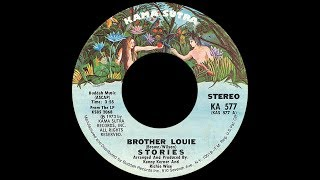 Download lagu Stories ~ Brother Louie 1973 Soul Purrfection Version