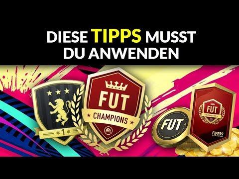 Wenn du in der FIFA 19 Weekend League besser werden willst ... (meine Tipps)